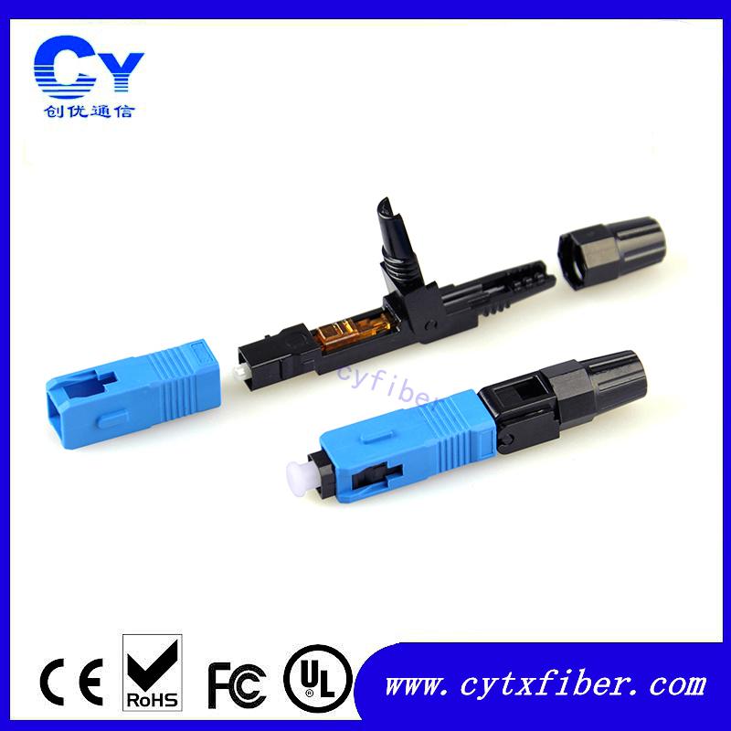 快速连接器CY-SC/PC-60